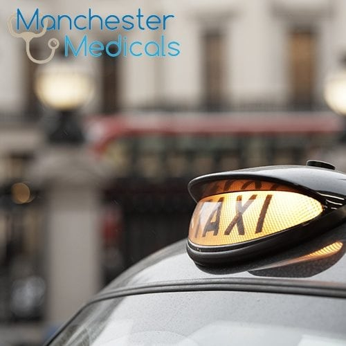 Manchester medicals taxi